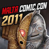 Marco Santucci goes to Malta comicon!